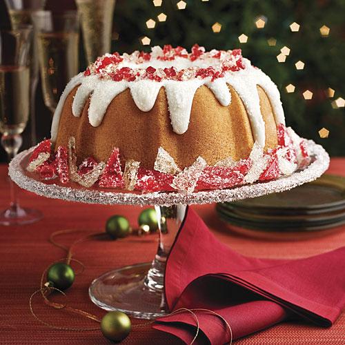 Wild Holly Cakes