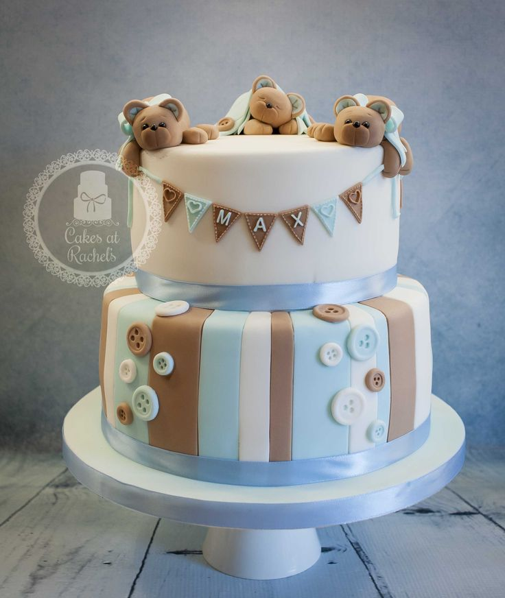 How To Decorate A Teddy Bear Cake