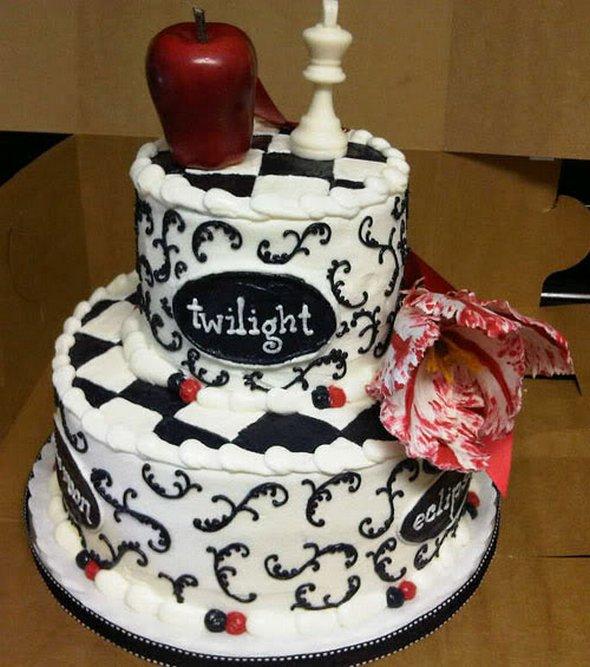 11 About Twilight Cakes Awesome Photo Twilight Birthday Cake