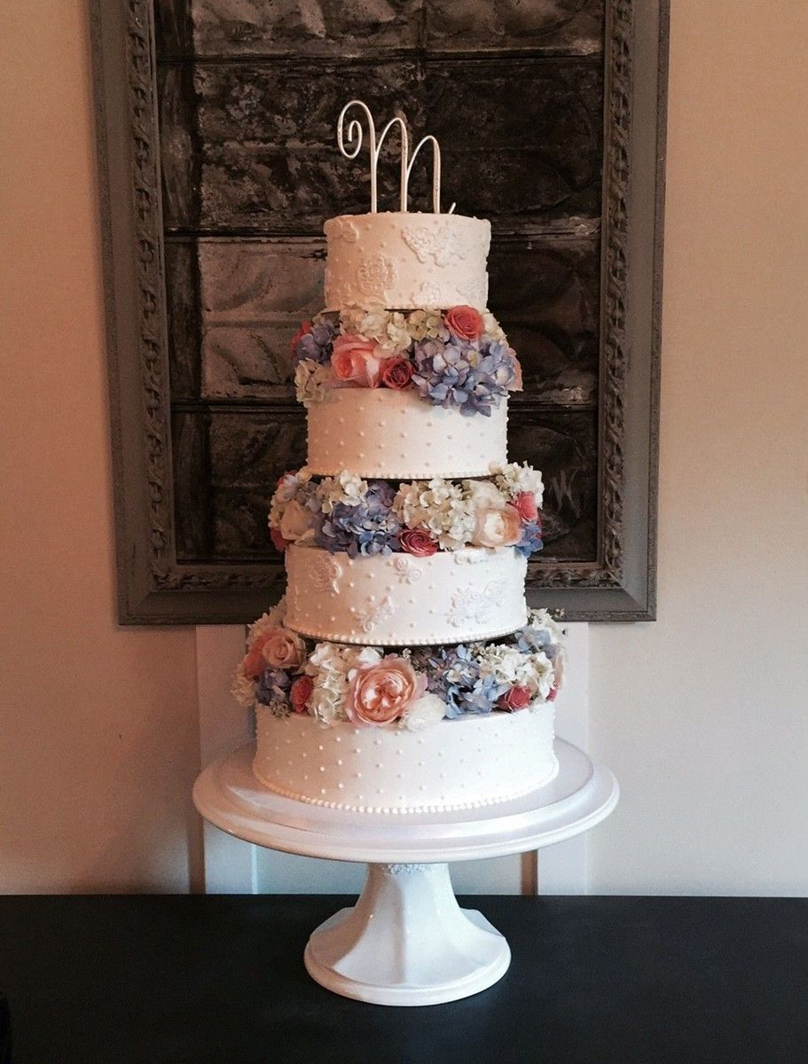 8 Wedding Cakes In GA Photo Wedding Cake Bakery Atlanta Bakers
