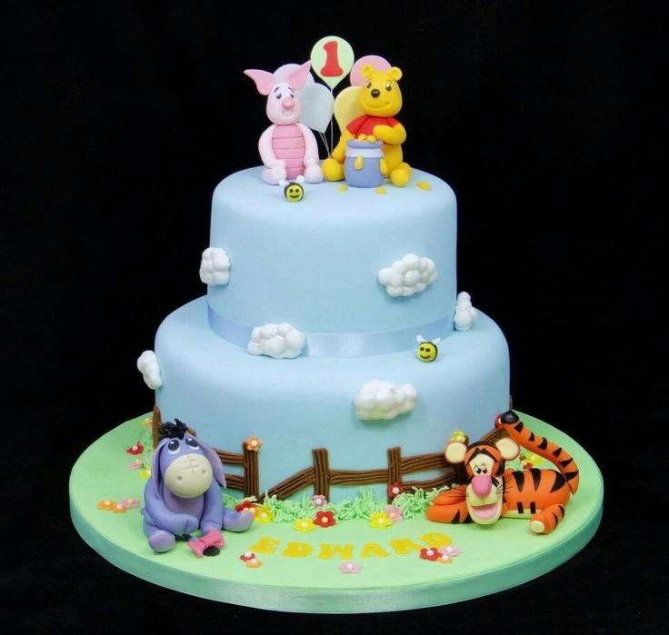 Pleasant 9 Winnie The Pooh Birthday Cakes For Tweens Photo Baby Winnie Funny Birthday Cards Online Necthendildamsfinfo