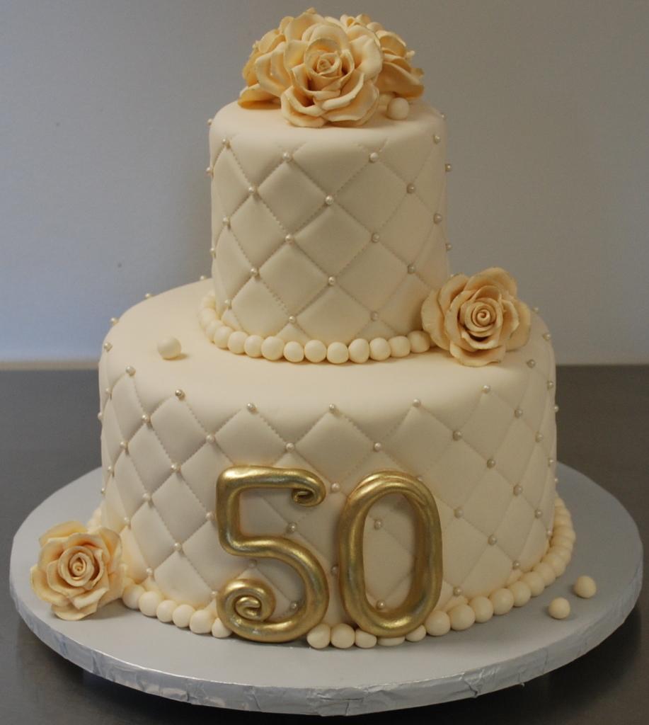 11 Photos of 50 Year Anyversary Cakes