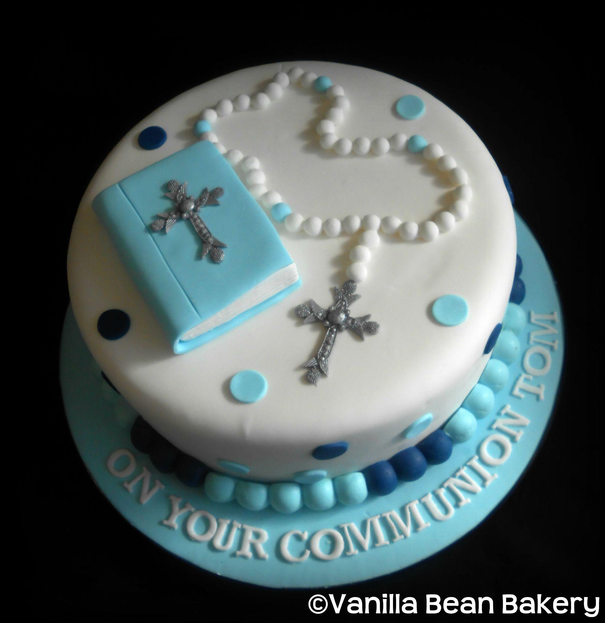 12 Confirmation Cakes Boy S Photo