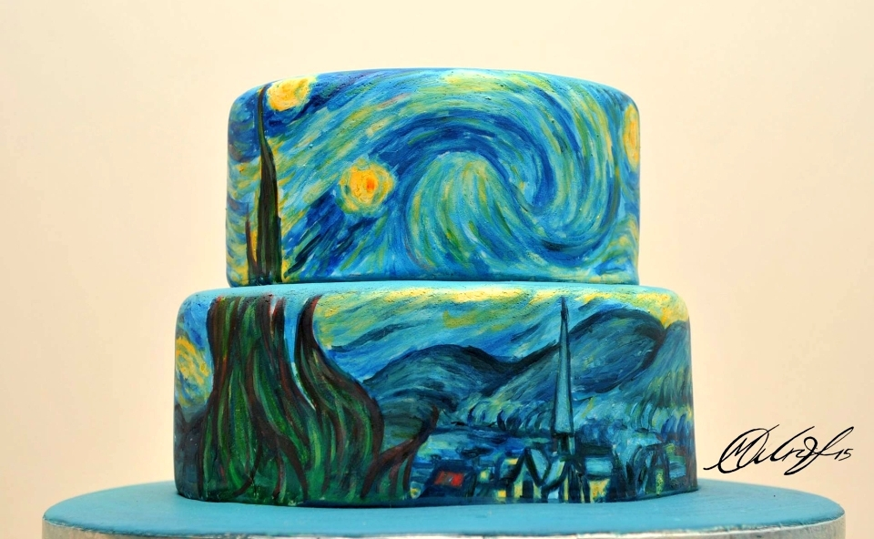 13 Photos of Birthday Cakes Works Of Art