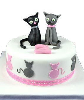 8 Amazing Birthday Cakes Cat Photo