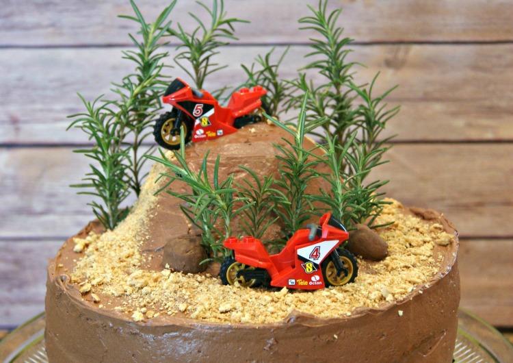 Astounding 13 Diy Birthday Cakes Dirt Bike Photo Diy Dirt Bike Birthday Birthday Cards Printable Trancafe Filternl