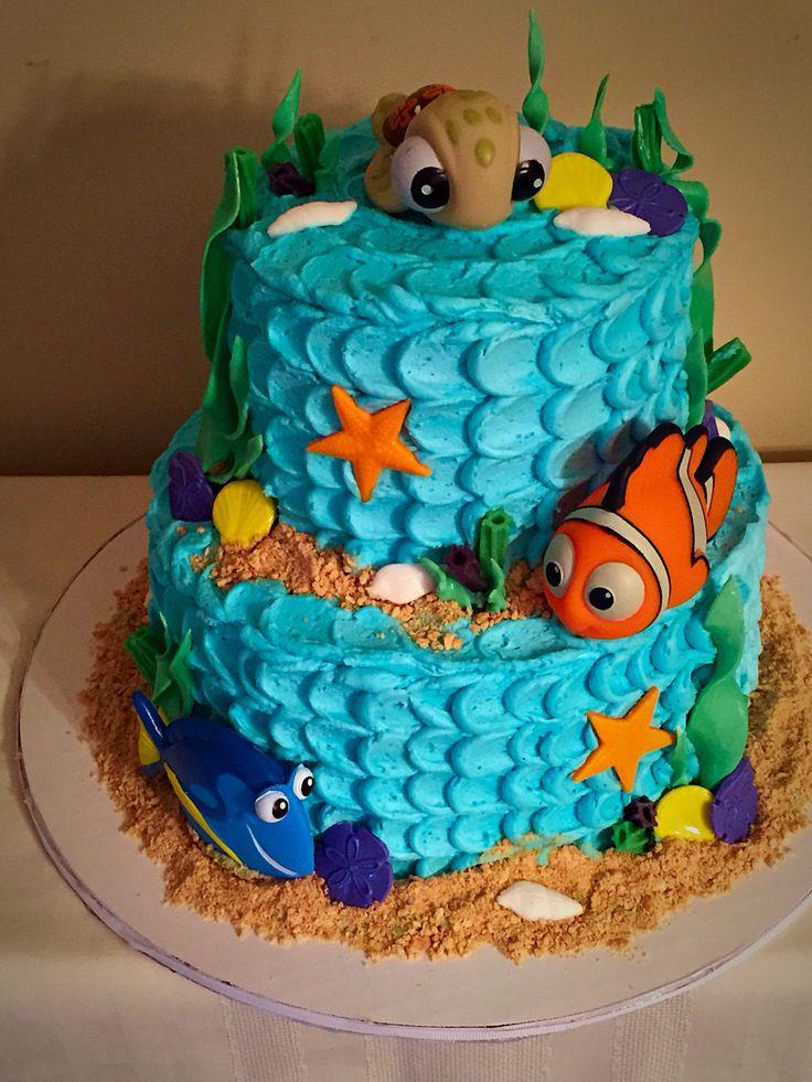 Dory Finding Nemo Birthday Cakes
