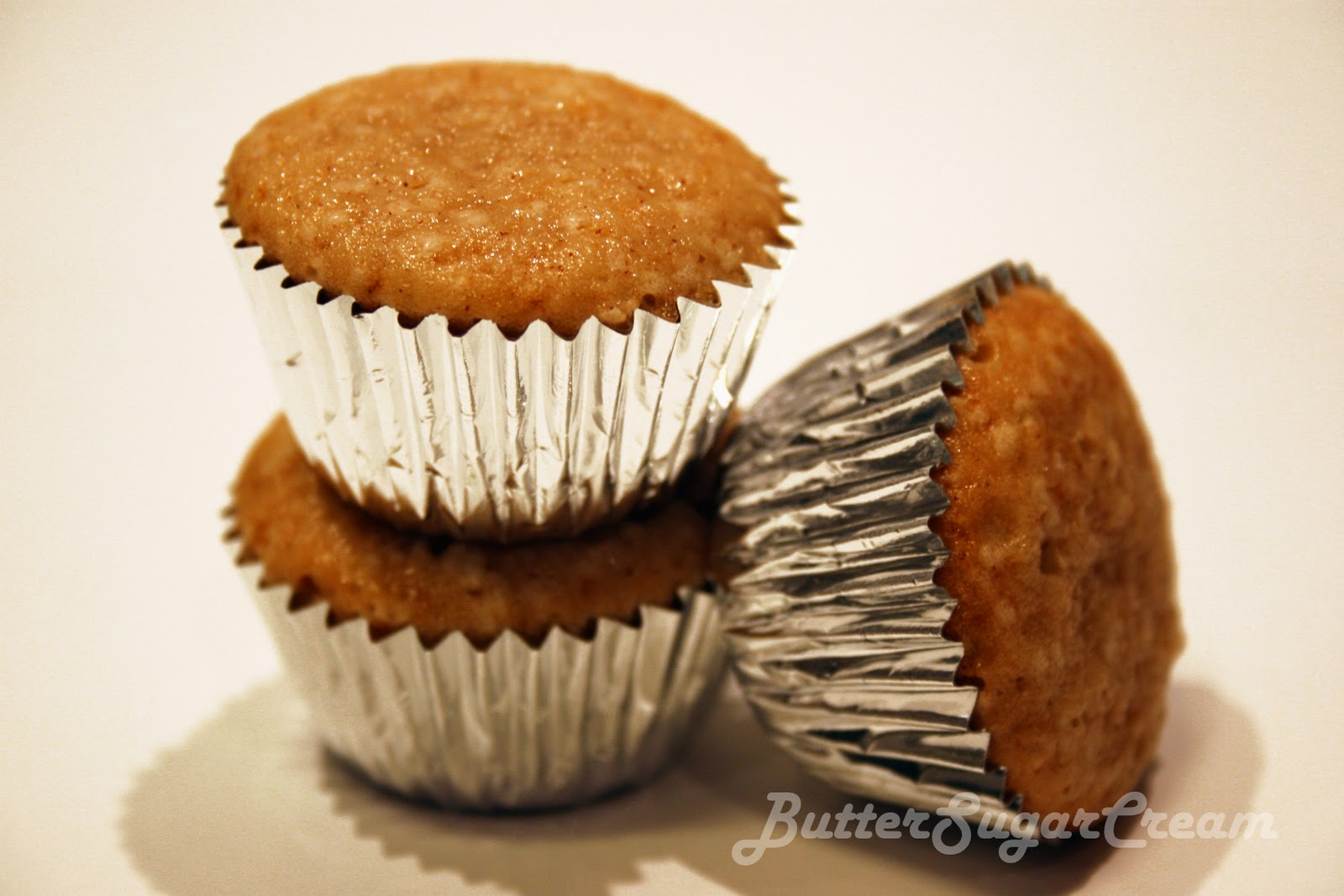 11 Photos of Cupcakes In Foil