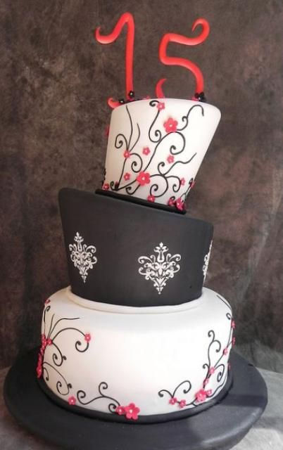 10 Cool 15th Birthday Cakes For Boys Photo