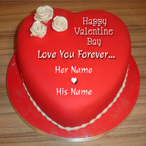 12 Happy Valentine S Cakes Photo Shaped Day Heart Cake