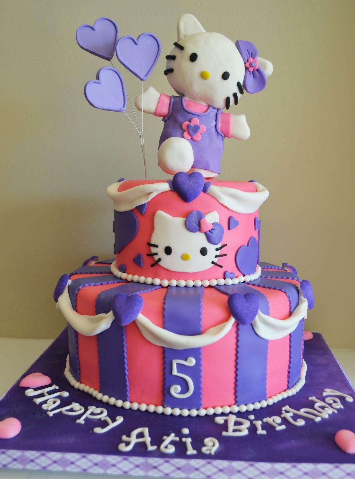 8 Photos of Best Hello Kitty Cakes