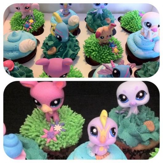 10 Photos of Little Pet Shop Cupcakes