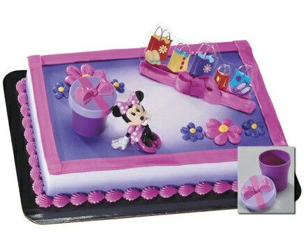 8 Photos of Minnie Mouse Cakes At Save Mart