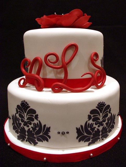 12 Contemporary Birthday Cakes Photo Modern Birthday Cake Designs