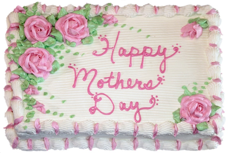 10 Photos of Mother's Day Sheet Cakes Ideas