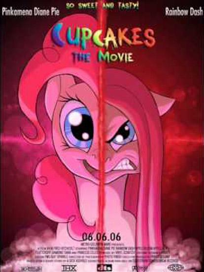 8 Photos of Cupcakes Pinkie Pie Movie 2013