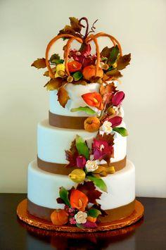 4 november birthday party cakes photo november fall birthday cake