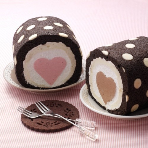 8 Photos of Cute Food Cakes