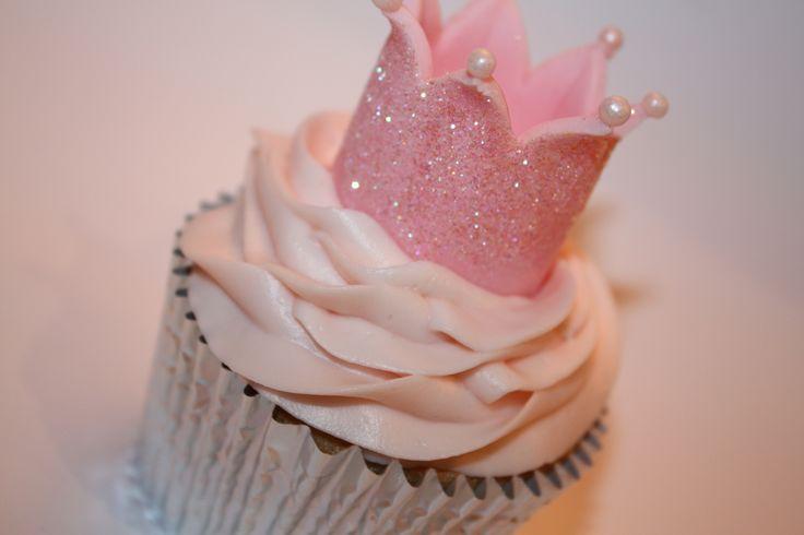 6 Photos of Tiana Princess Cupcakes Crowns