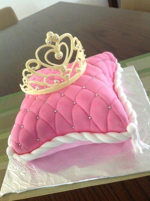 8 Photos of Princess Cakes Without Fondant