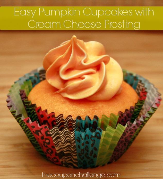 9 Photos of Easy Pumpkin Cream Cheese Cupcakes