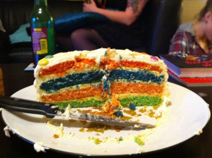 10 Birthday Cakes At Ralphs Photo Happy Birthday Ralph Cake