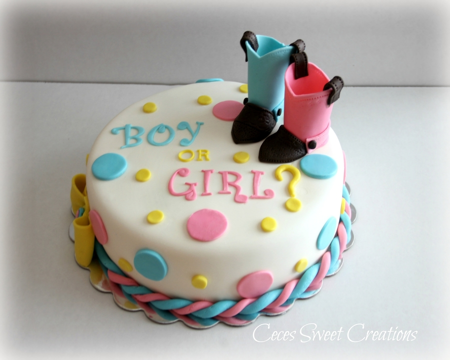 Sibling Gender Reveal: Playdough