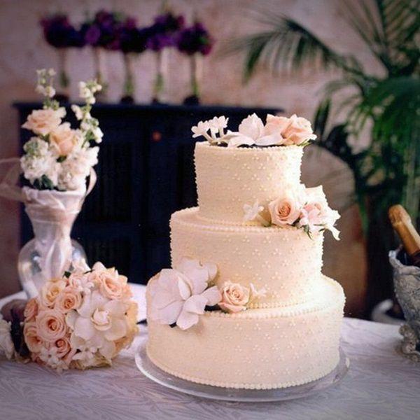 Simple Wedding Cupcake Ideas: 7 Simple Wedding Cakes To Make At Home Photo