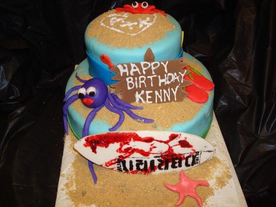 Terrific 12 Kennys Bakery Cakes Photo Happy Birthday Kenny Cake Personalised Birthday Cards Petedlily Jamesorg