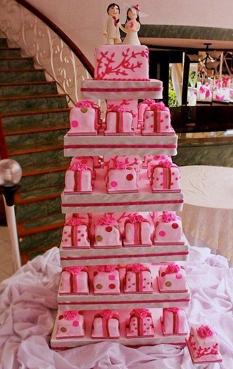 Cakes For Bridal Shower Manila