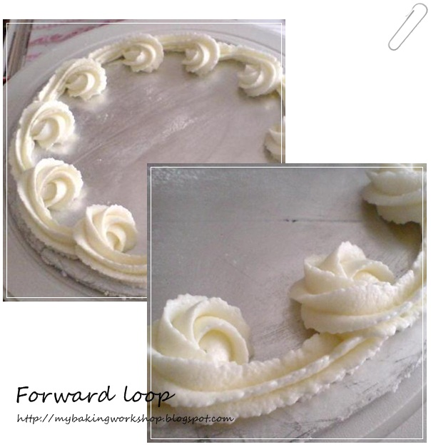 9 Photos of Ways To Decorate Cakes With Border Trim
