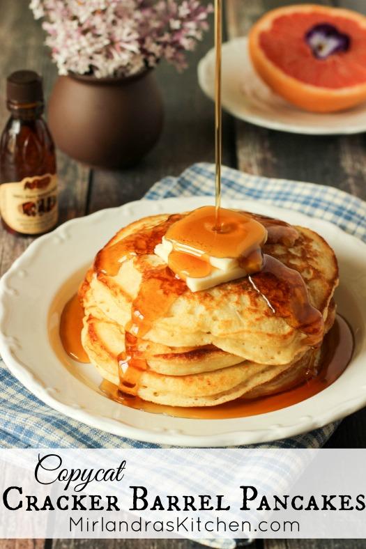 9 Photos of Cracker Barrel Copycat Pancakes