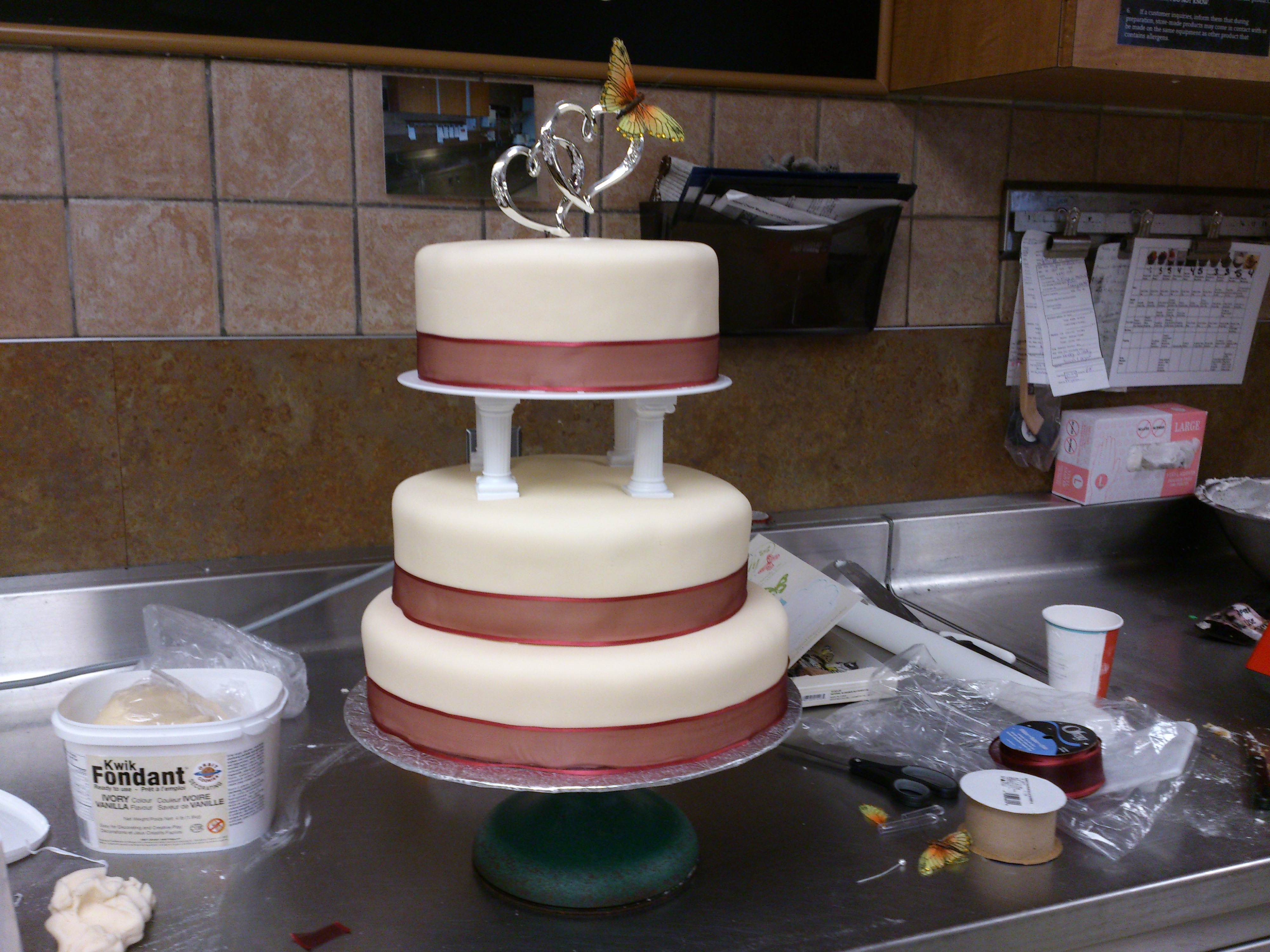 11 Wedding Cakes With Steps Photo Spiral Staircase Wedding Cake