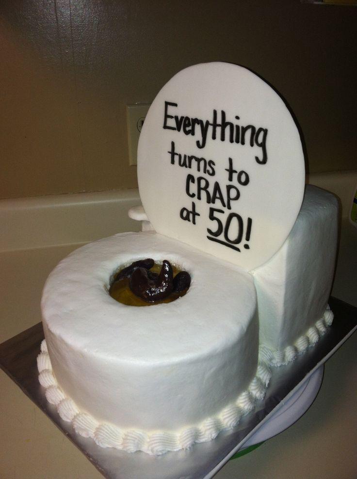 Turning 50 Birthday Cake Ideas