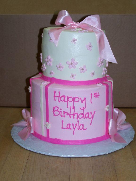 11 Meijer Cakes 1st Birthday Photo Walmart Bakery Birthday Cake