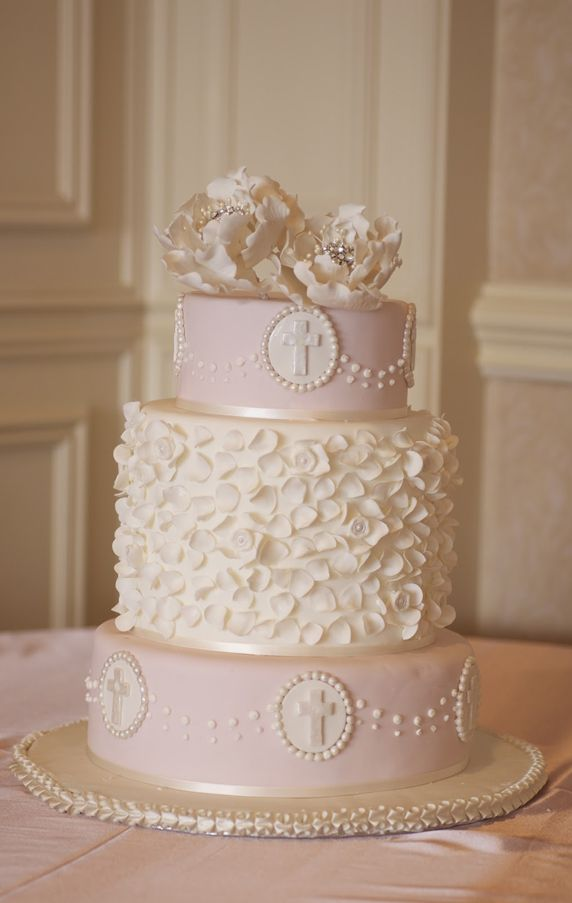 11 Photos of Sing El Holy Communion Cakes For Girls
