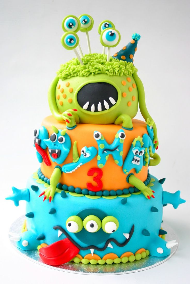 Groovy 12 Big Cakes For Boys Birthday Party Photo Big Birthday Cake Funny Birthday Cards Online Kookostrdamsfinfo