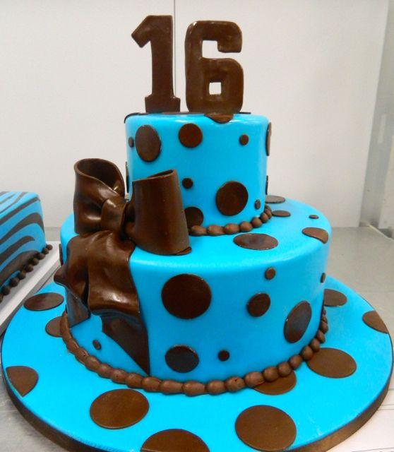9 Cake Boss Birthday Cakes For Girls 16 Photo Sweet 16 Birthday