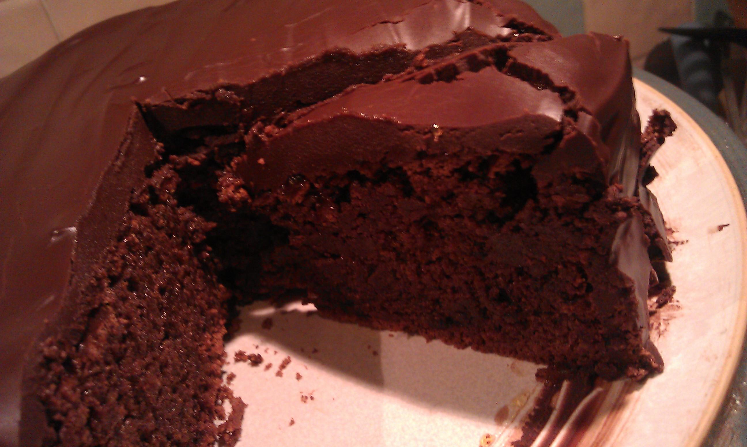 8 2013 Best Chocolate Birthday Cakes Photo Best Birthday Chocolate