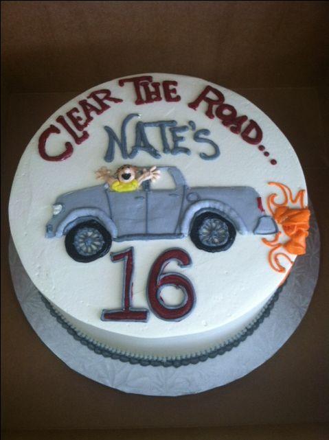Strange 11 16Th Birthday Cupcakes For Boy Photo Boy 16Th Birthday Cake Funny Birthday Cards Online Barepcheapnameinfo