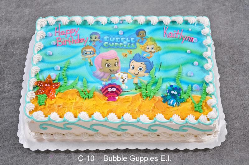 Fabulous 11 Bubble Guppies Food City Cakes Photo Bubble Guppies Birthday Funny Birthday Cards Online Hetedamsfinfo