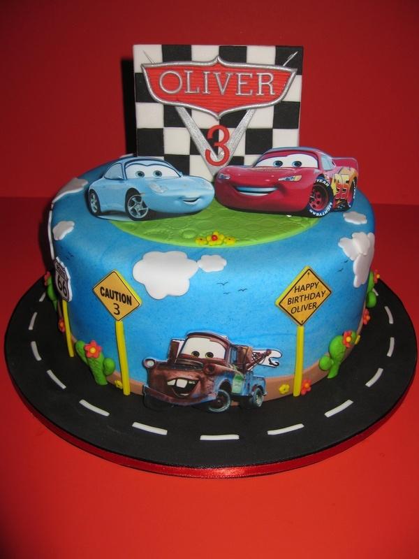 Astounding 11 8 Cars Photos No Cakes Photo Cars Birthday Cake Disney Cars Personalised Birthday Cards Veneteletsinfo