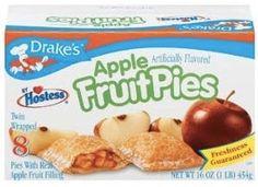 Drake's Cakes Apple Pies