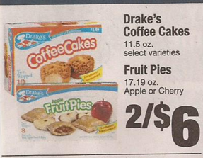 Drake's Fruit Pies