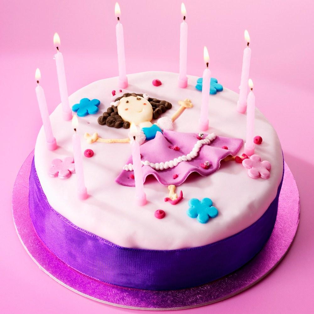 Happy Birthday Cake Girl