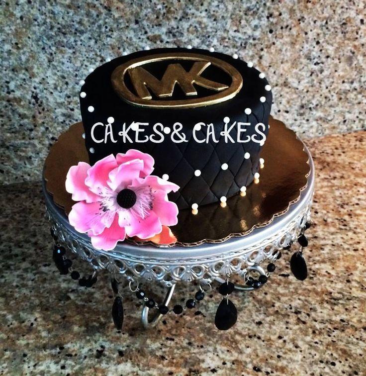 0f8acad59 13 Michael Kors Birthday Cakes Designs Photo - Michael Kors Birthday ...
