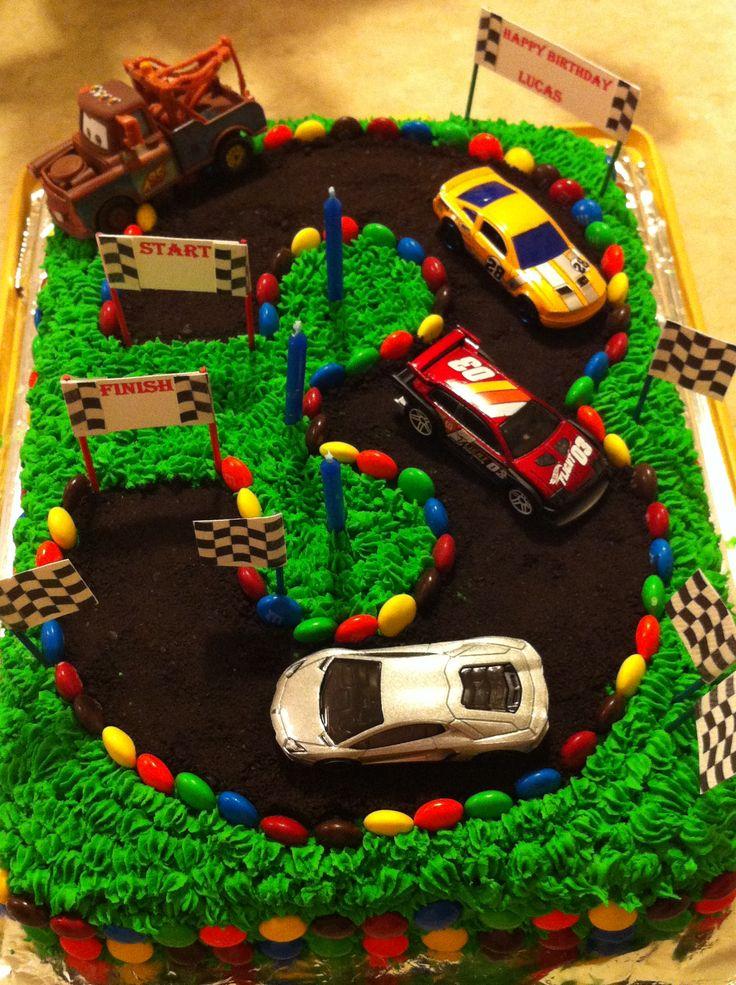 12 Photos of Race Car Cakes 3