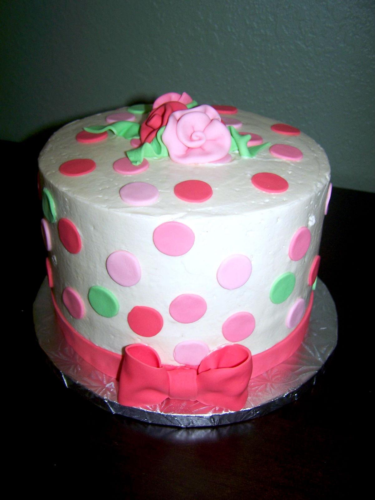 10 Easy Fondant Cakes For Beginners Photo Beginners Fondant