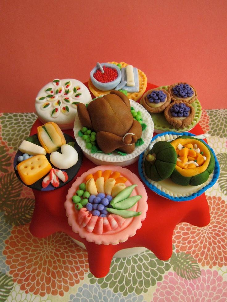 9 Photos of Thanksgiving Cupcakes Amazing