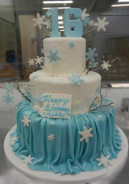 Cake Boss Wintery Wonderland Wedding